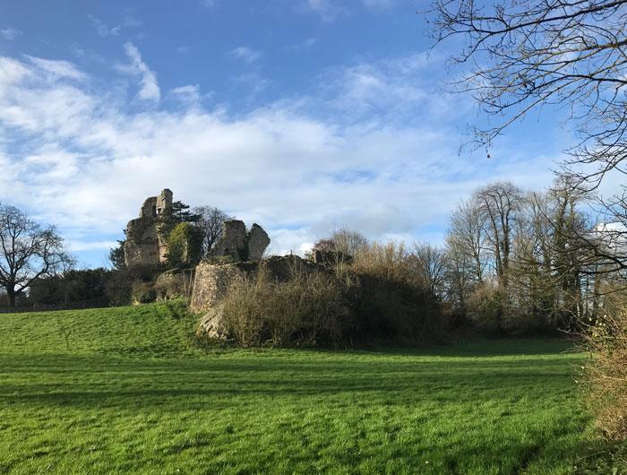 Château de Saint-Aubin du Cormier