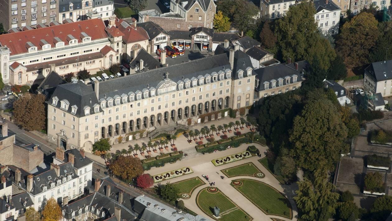 Palais Saint-Georges⎜RENNES⎜35