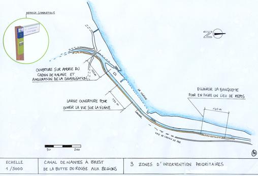 RIVES DU CANAL, ST-NICOLAS DE REDON⎥44